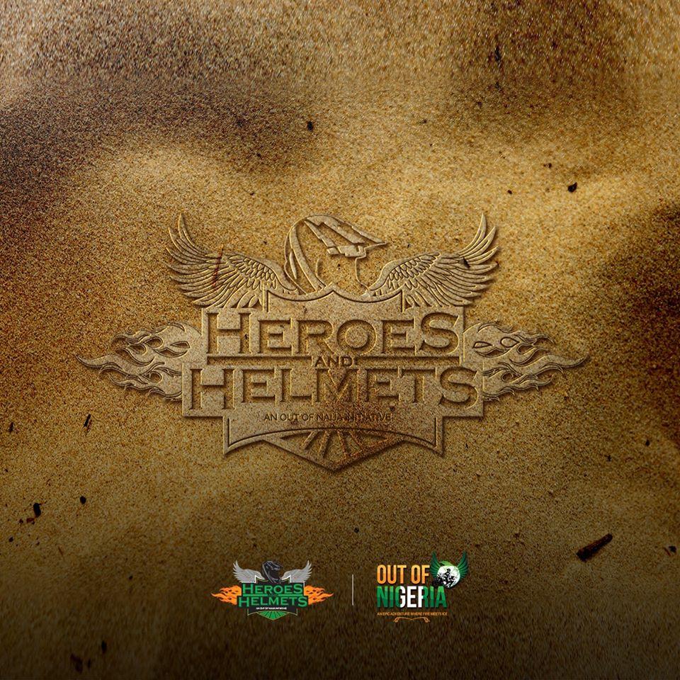 heroes and helmets